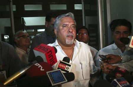 Photo of Kingfisher Airlines Chairman Vijay Mallya