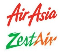 airasia - zest air